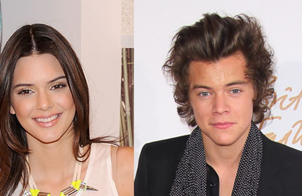 """Harry Styles finds Kendall Jenner's personality """"non-existent"""""""