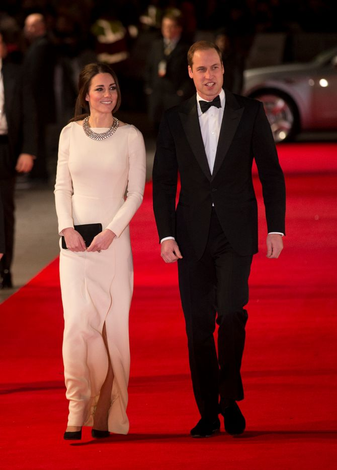 Kate Middleton y Guillermo de Inglaterra