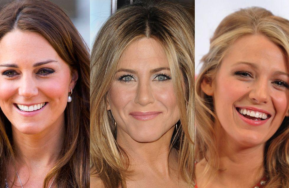 Jennifer Aniston, Kate Middleton, Blake Lively... Ce qui les attend en 2014 !