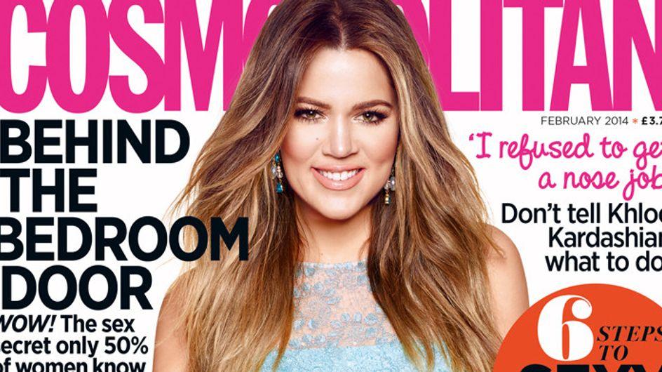 Khloé Kardashian : Sa mère voulait qu'elle fasse de la chirurgie esthétique à 9 ans