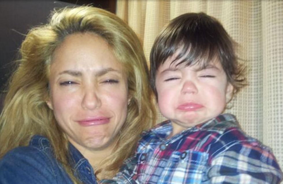Shakira : Ses vacances de Noël avec Milan (Photos)