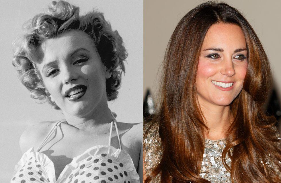 Marilyn Monroe, Kate Middleton… Les coiffures les plus adulées de tous les temps (Photos)