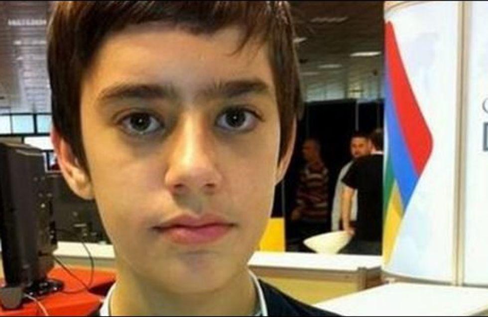 A 12 ans, il concurrence Facebook avec son propre réseau social