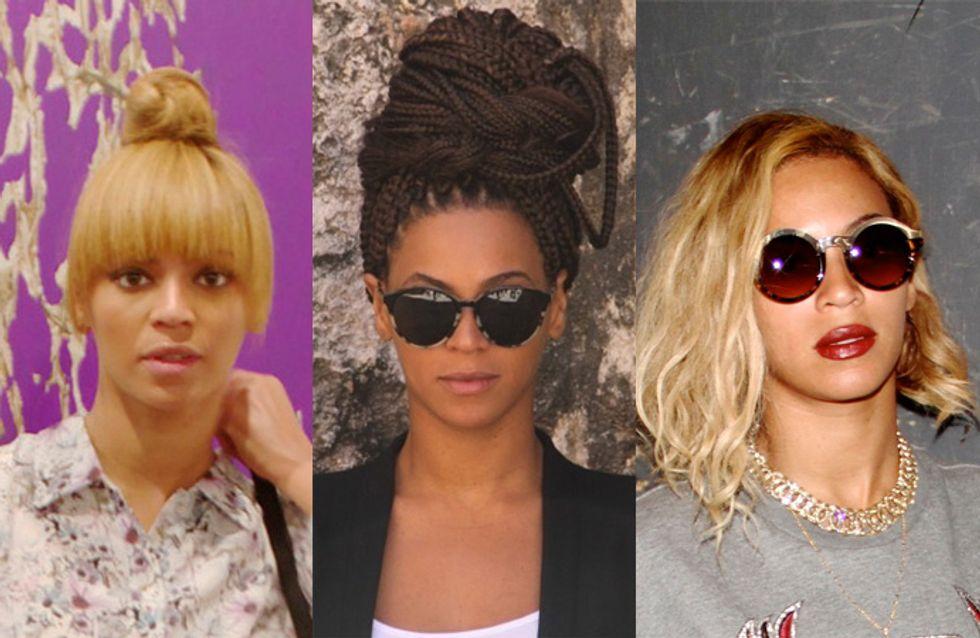 Beyoncé : Retour sur un an de folie capillaire (photos)