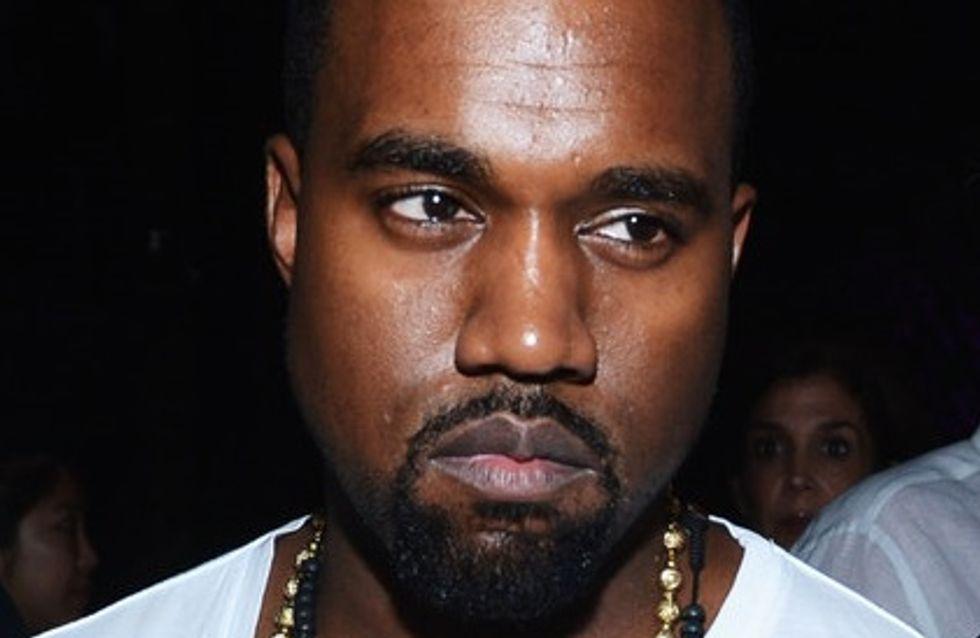 Kanye West : Sa bonne résolution pour 2014 ? Arrêter de dire de la m**** !