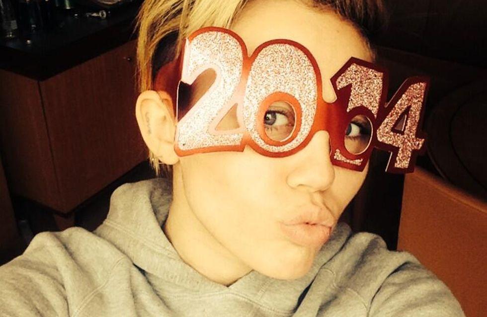 Nouvel An 2014 : Les stars vous souhaitent une bonne année (Photos)