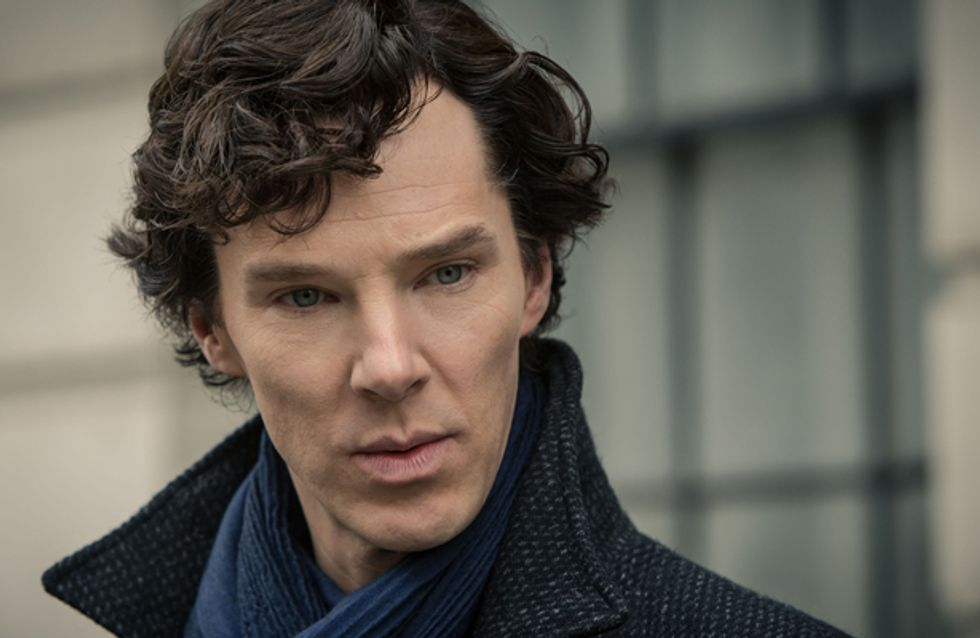 WATCH: Sherlock episode two trailer is here!