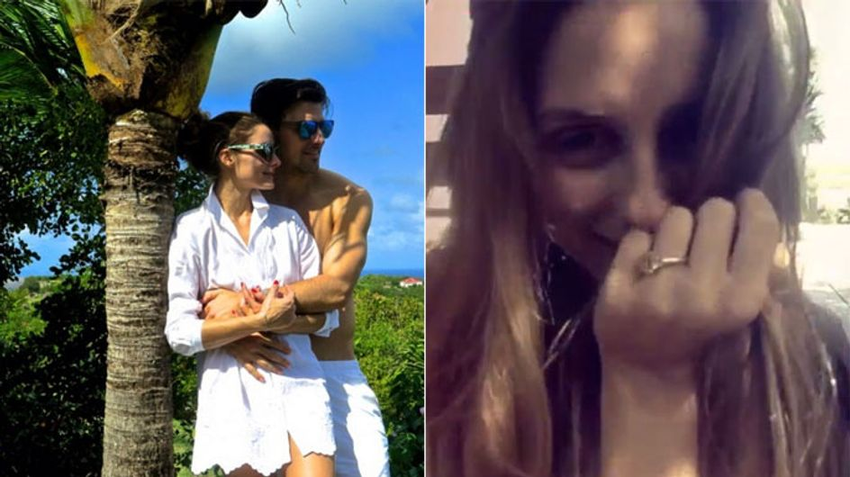 Olivia Palermo: Heiratsantrag in der Karibik!
