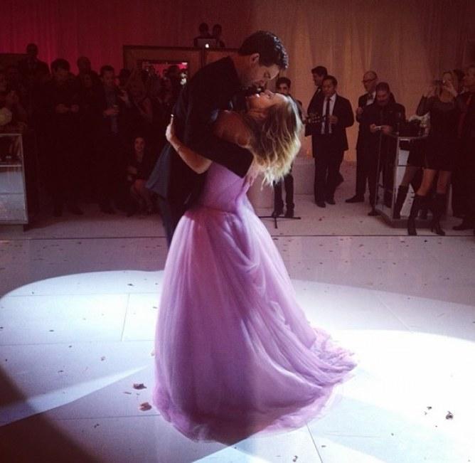 Kaley Cuoco et Ryan Sweeting se sont mariés