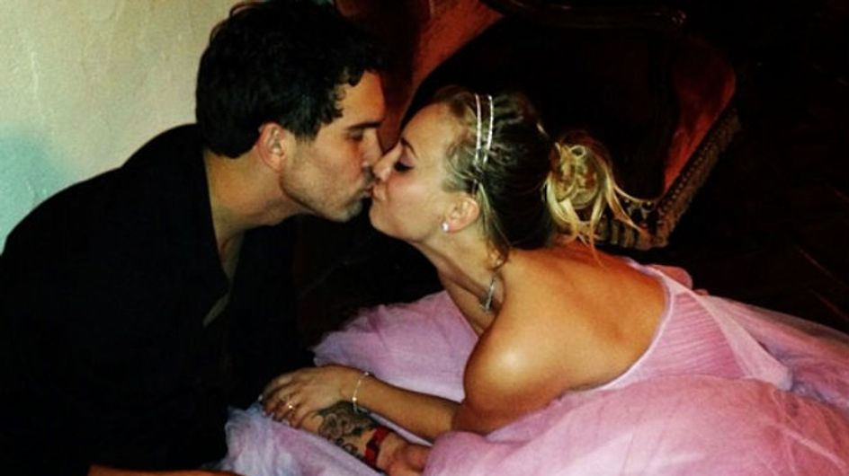Kaley Cuoco weds Ryan Sweeting in a romantic New Year's Eve wedding - See the pics!