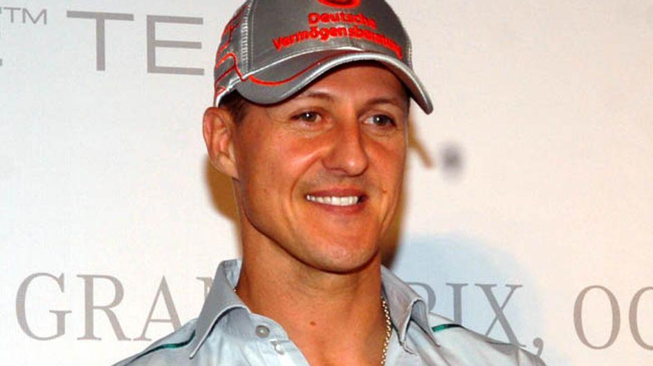Schumacher Unfall: Er wollte nur einem kleinen Mädchen helfen!