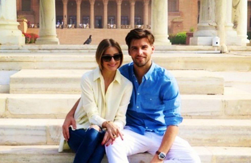 Olivia Palermo : Fraîchement fiancée à Johannes Huebl (Vidéo)