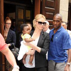 Charlize Theron will 2014 ein zweites Kind adoptieren