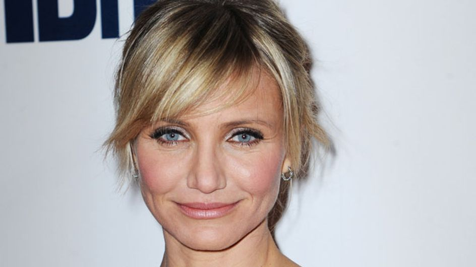 Cameron Diaz: 'Men should be able to unwrap your pubic hair like the gift it is'