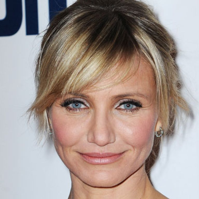 pubic hair photos cameron diaz men should be allowed to unwrap your pubic