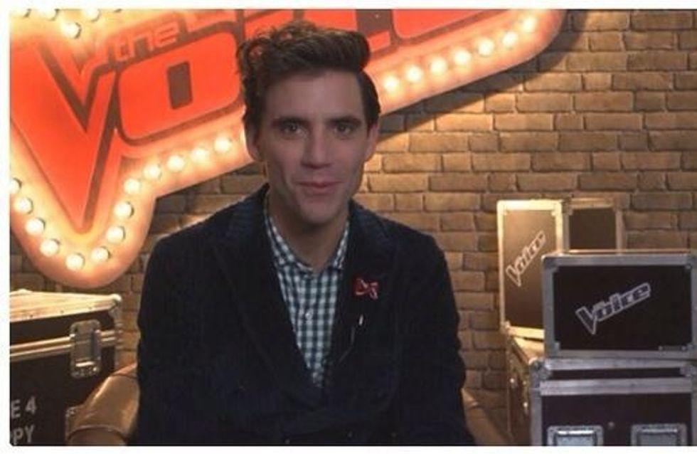 The Voice 3 : Mika bizuté