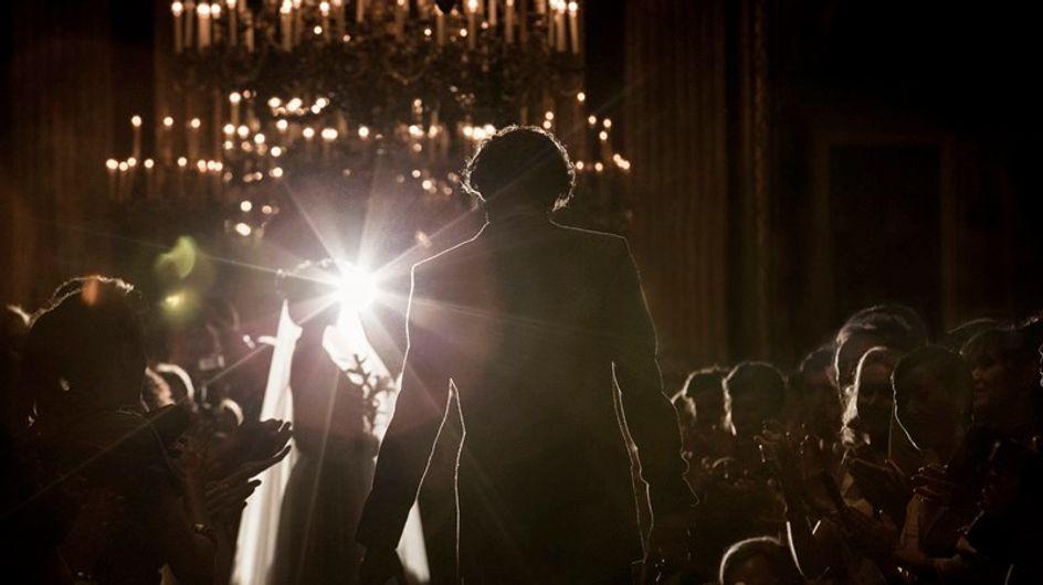 """""""Yves Saint Laurent"""": el desfile de toda una vida"""