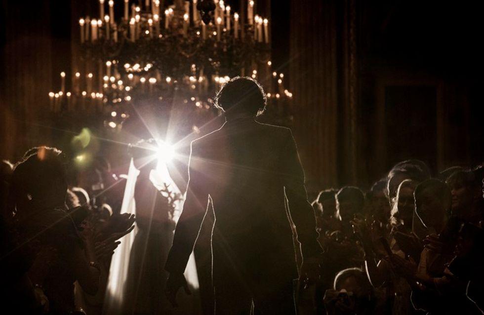 Yves Saint Laurent: el desfile de toda una vida