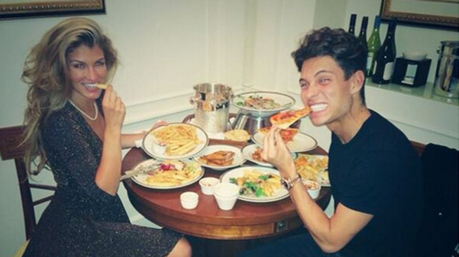 Joey Essex and Amy Willerton have broken up!