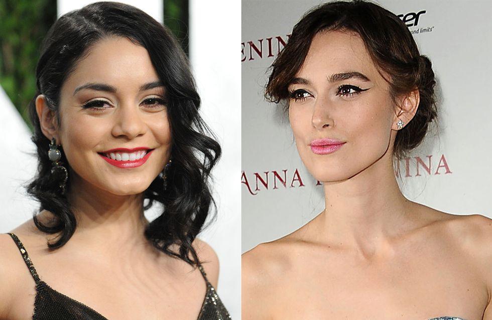 Vanessa Hudgens, Keira Knightley… Ces stars qui commencent l'année en beauté