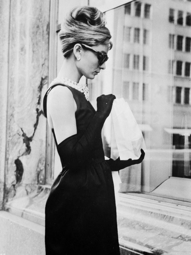 Platz 5: Audrey Hepburn in 'Frühstück bei Tiffany'