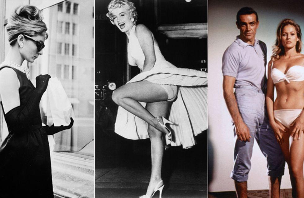Unvergessene Kleider: Die Top 5 der kultigsten Filmkostüme!