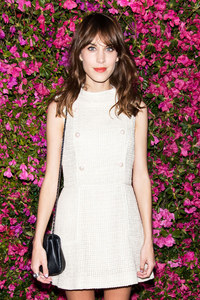 Alexa Chung to launch first fashion collection this year