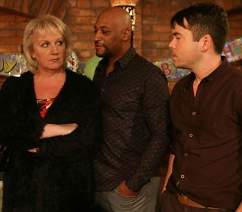 Coronation Street 13/01 – Eileen gets an unpleasant surprise