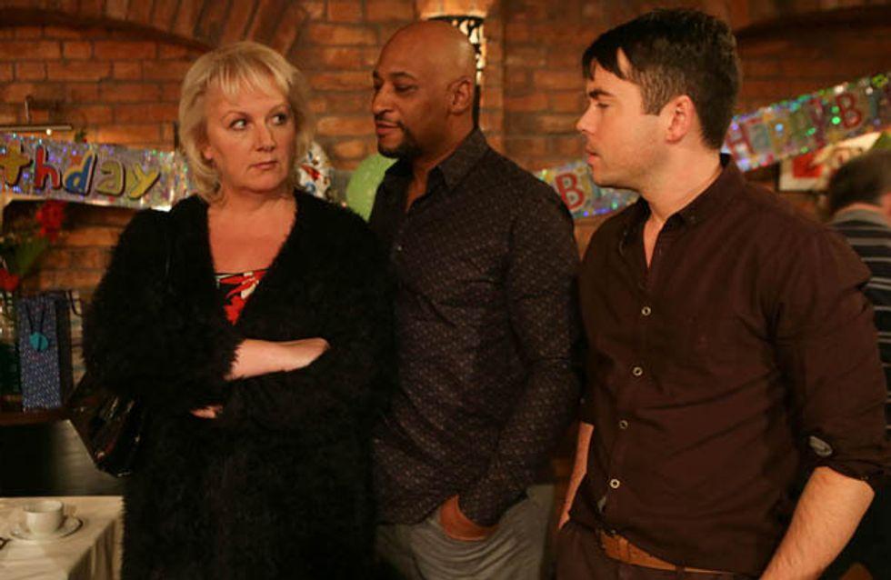 Coronation Street 13/01 – Eileen gets an unpleasant surprise