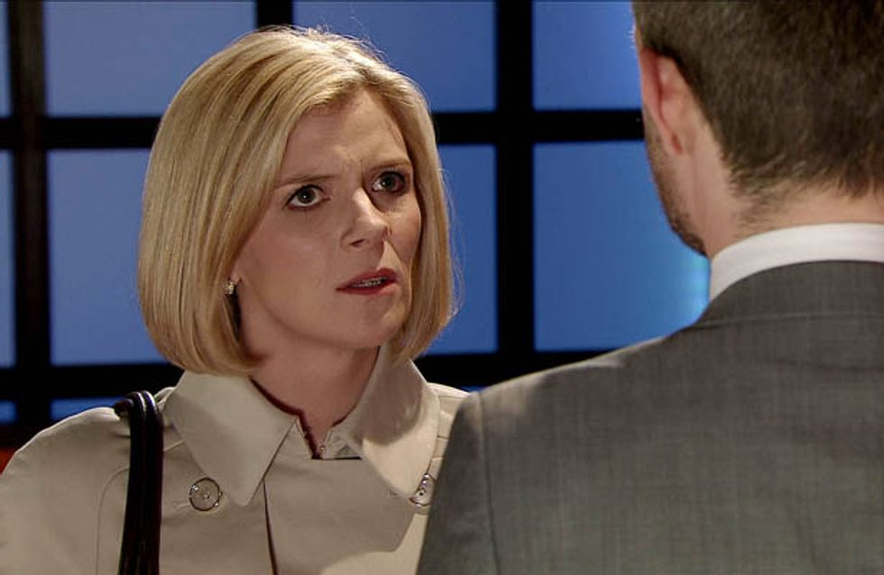 Coronation Street 15/01 – Nick and Leanne have troubles