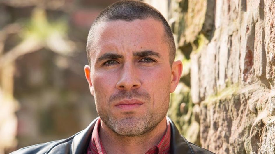 Hollyoaks 13/01 – Fraser learns of Trevor's betrayal