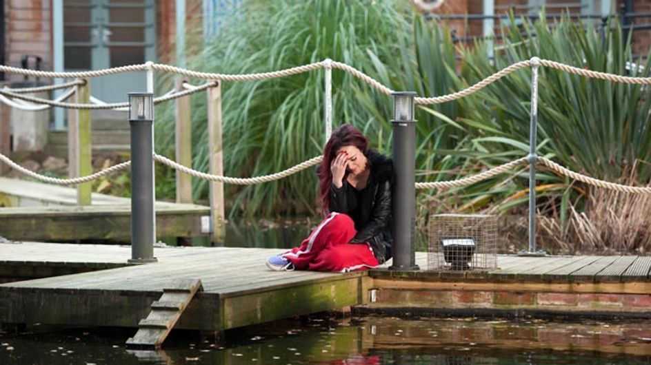 Hollyoaks 14/01 – Sinead discovers the truth about Freddie
