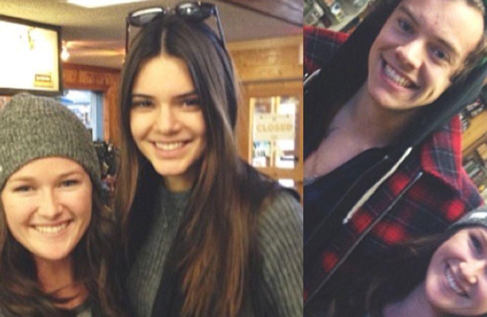 Kendall Jenner and Harry Styles back on? The two take a romantic ski trip