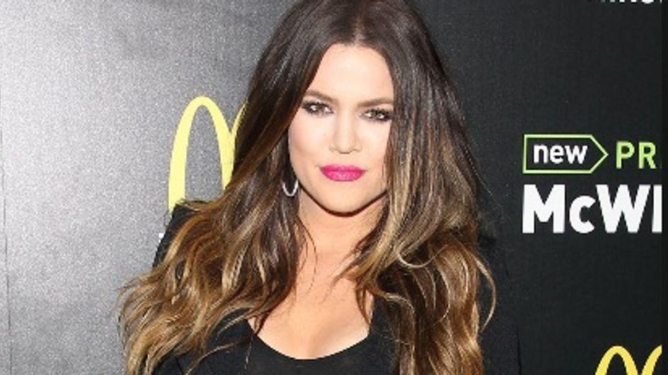 Khloé Kardashian : Un bébé pour 2014 ?