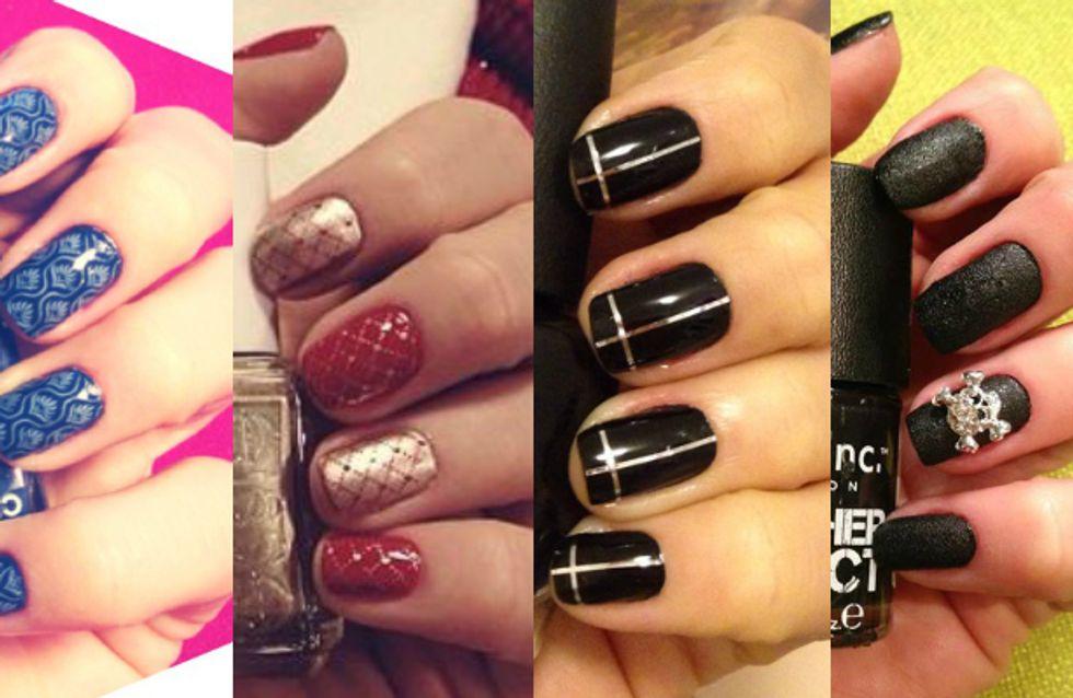 Unhas decoradas: confira as tendências de nail art para 2014