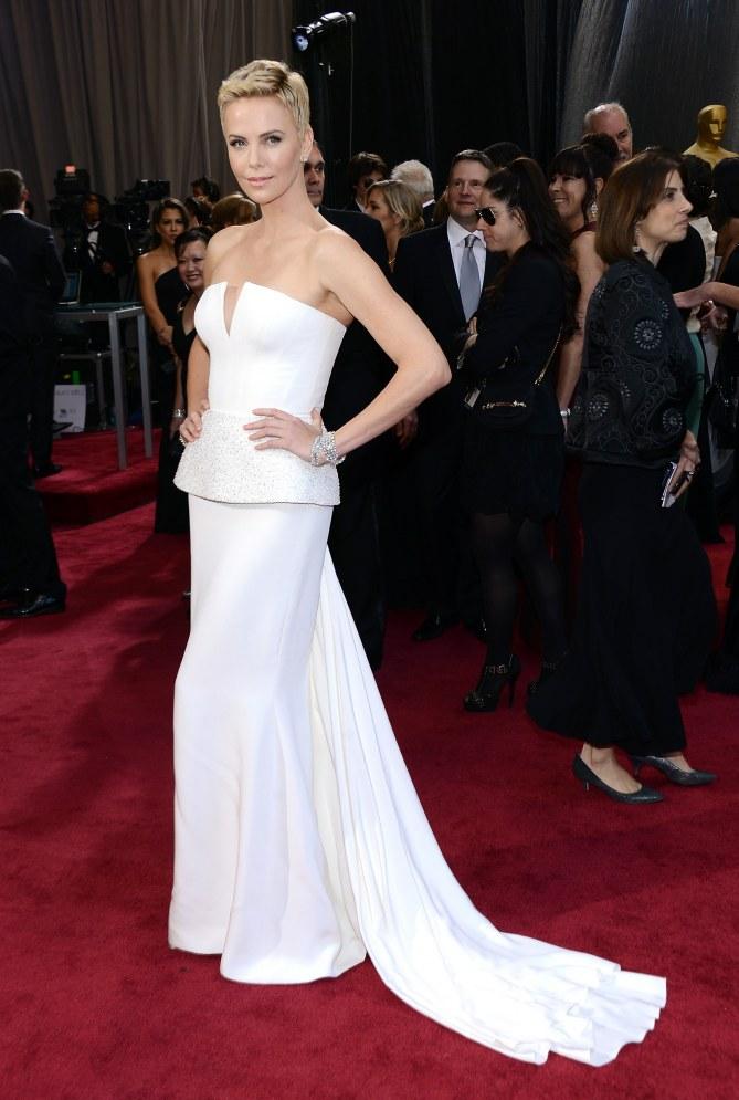 Charlize Theron en 2013