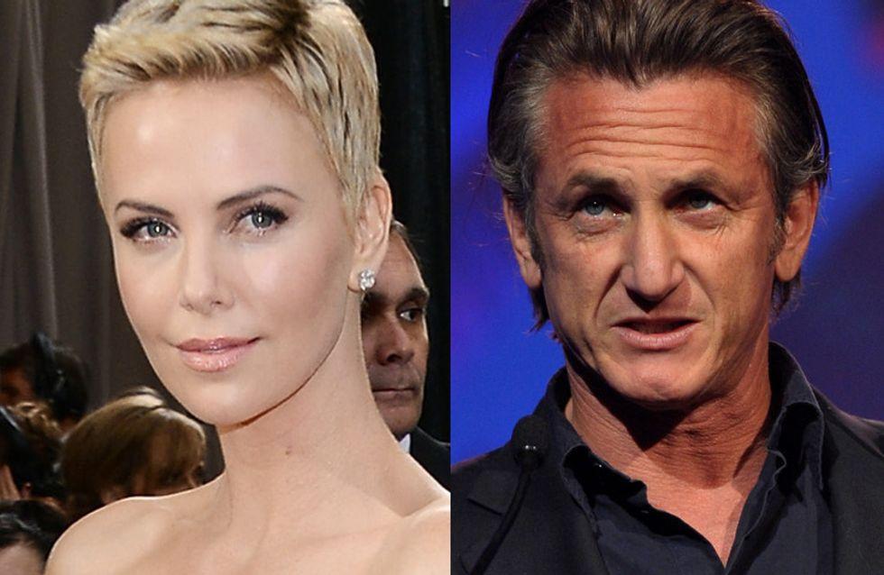 Charlize Theron : En couple avec Sean Penn ?