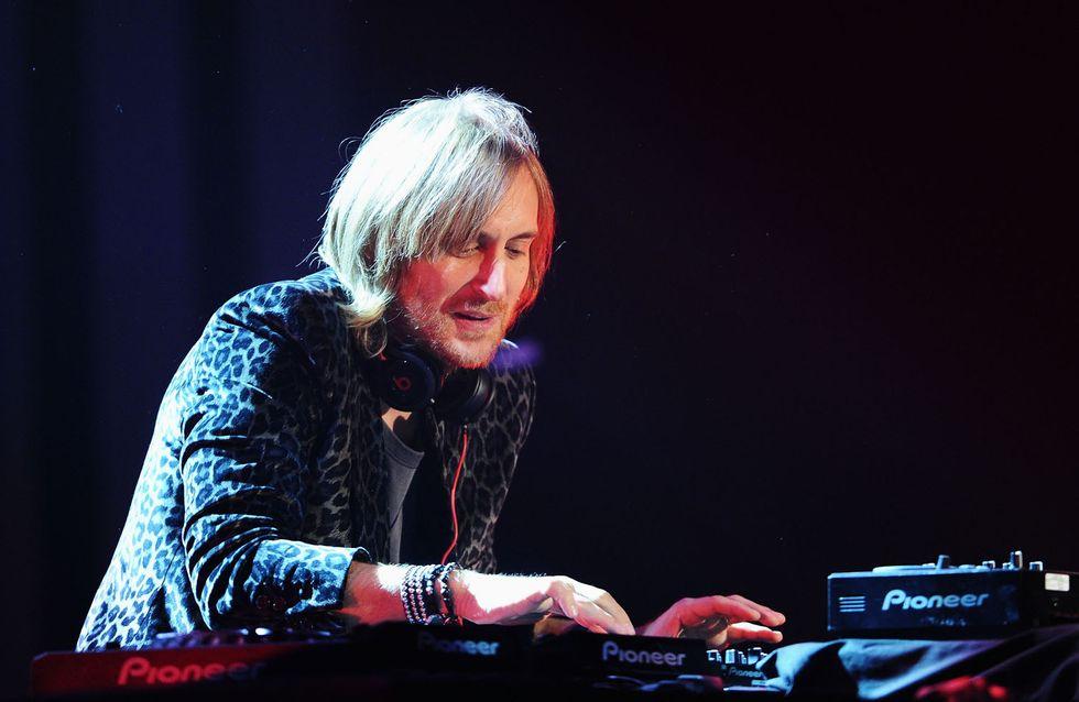 David Guetta : Il est le troisième Dj le mieux payé au monde