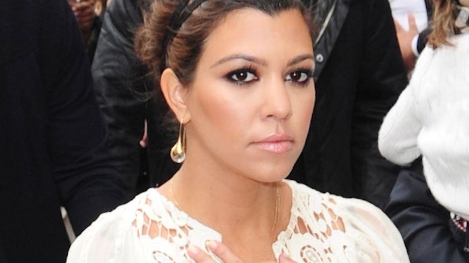 Kourtney Kardashian : Sa famille en deuil