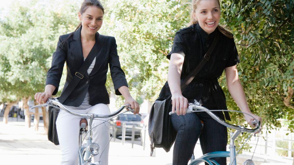 Vélo en ville : Mauvais pour la santé ?