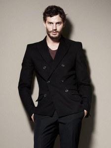 Jamie Dornan na campanha da Zara