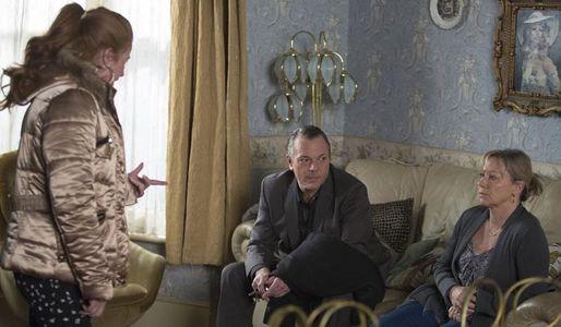 Bianca is furious with Carol and David