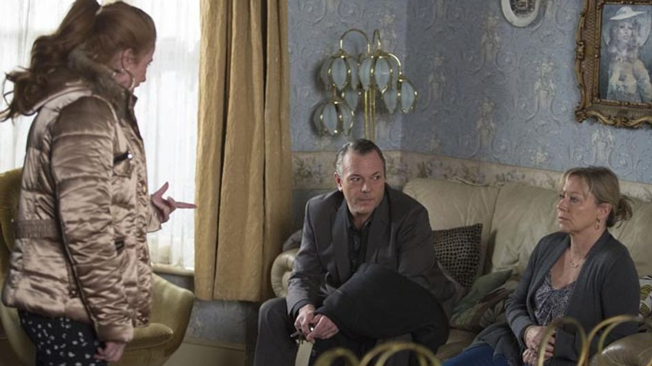 Eastenders 13/01 – Bianca is in a foul mood with Carol and David