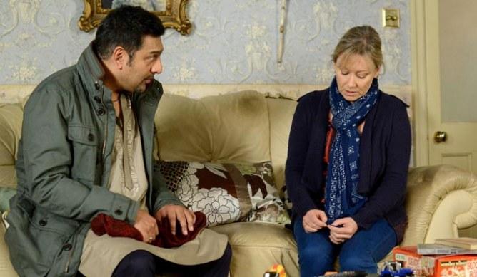 Carol breaks up with Masood