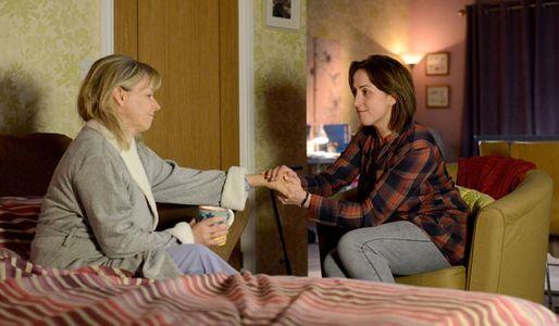 Carol stays round Sonia's