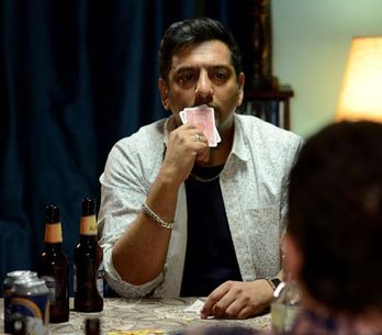 Eastenders 16/01 – The boys have a poker night