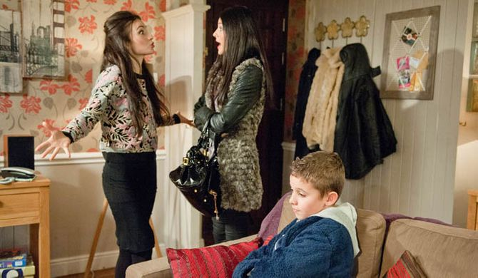 Alicia feels pushed out as Jacob opens up to Leyla
