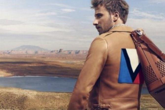 Matthias Schoenarts pour Louis Vuitton