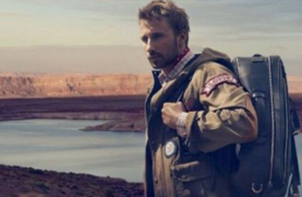 Matthias Schoenarts : Bad Boy séduisant pour Louis Vuitton (Photos)