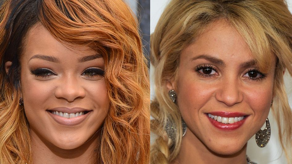 Rihanna et Shakira signent leur premier duo